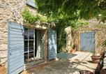 Location vacances Sivergues - Villa in Saignon I-4