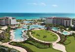 Hôtel Isla Mujeres - Dreams Playa Mujeres Golf & Spa Resort-3