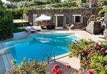 Location vacances Bronte - Villa Milia Villa Sleeps 4 Pool Air Con Wifi-1
