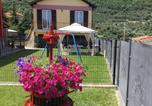 Location vacances Cesio - Casa Ginni con Piscina e giardino-4