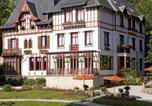 Hôtel Villaines-la-Juhel - Logis Bois Joli-1