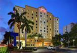 Hôtel Miami - Hampton Inn & Suites Miami Airport South/Blue Lagoon-1