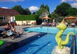Camping avec Ambiance club Indre-et-Loire - Camping L'Arada Parc-2