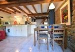 Location vacances Breugnon - Modern Holiday Home in Saizy with Fishing Nearby-2