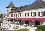 Hôtel Sainte-Nathalène - Kinoux'S Hôtel Restaurant-1