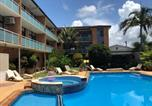 Hôtel Coffs Harbour - The Tahitian Holiday Apartments-1
