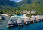 Hôtel Polynésie française - Manava Beach Resort & Spa Moorea