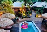 Hôtel Belize - Pur Boutique Cabanas-1