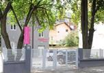 Hôtel Bosnie-Herzégovine - Hostel City House Sarajevo-2