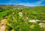 Camping avec Hébergements insolites Hérault - Camping du Domaine D'Anglas-3
