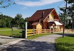 Location vacances Ogulin - Holiday Home Villa Rebeka-1