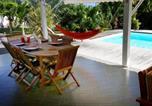 Location vacances  Guadeloupe - Villa de charme avec piscine (Gpsf107)-3