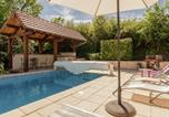 Location vacances Glandon - Beautiful House with Pool in Saint-Sulpice-d'Excideuil-1