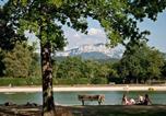 Camping avec Hébergements insolites Miribel-les-Echelles - Flower Camping Lac du Marandan-2