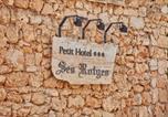 Hôtel Capdepera - Petit Hotel Ses Rotges-4