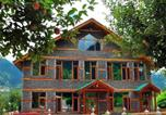 Location vacances Manali - 4br Cottage ,Himalayas, kitchen ,Mountain View-1