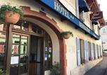 Hôtel Saulieu - Hôtel Restaurant Perreau-2