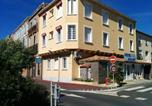 Hôtel Nézignan-l'Evêque - Hotel Araur-4