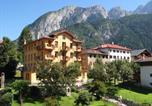 Hôtel Santo Stefano di Cadore - Albergo Paradiso-1