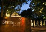 Location vacances Trenton - Drake Devonshire-1
