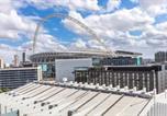 Location vacances Brent - Lush Penthouse Apartment Opposite Hilton & Wembley Stadium-1