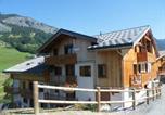 Location vacances Saint-Nicolas-la-Chapelle - Holiday home Les Chalets Des Evettes 2-2