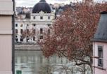 Hôtel 4 étoiles Charbonnières-les-Bains - Best Western Hotel du Pont Wilson-3