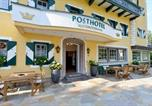 Hôtel Pfundsalm-Mittelleger - Posthotel Mayrhofen