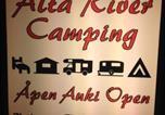 Camping Norvège - Alta River Camping-2