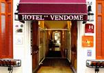 Hôtel Grans - Hotel Vendome-1