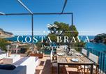 Location vacances Begur - Casa en 1a línea mar, Aiguablava, Begur-1