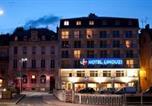 Hôtel Chamboulive - Hôtel Limouzi Tulle Centre (ex-Inter-Hotel)-1