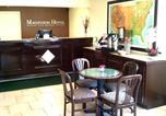 Hôtel Dodge City - Magnuson Hotel Red Baron-3
