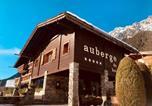 Hôtel 4 étoiles Station de ski de Brévent - Auberge du Bois Prin-1