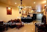Villages vacances Damnoen Saduak - Naturbliss Mindfulness Retreat Center-3