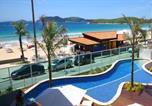 Hôtel Cabo Frio - Paradiso Peró Praia Hotel-4