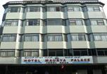 Hôtel Mysore - Fabhotel Maurya Residency-1