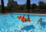 Camping avec Piscine Aramits - Camping Beau Rivage-2