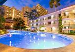 Hôtel Honolulu - Waikiki Sand Villa-1