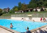 Camping avec Piscine Saint-Cirgue - Camping Saint Pierre de Rousieux-2