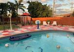 Location vacances Miami - Entire house with pool near Mia airport-1