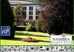 Hôtel Bad Wildbad - Nashira Kurpark Hotel -100 prozent barrierefrei--1