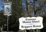 Location vacances Lynton - Exmoor Manor Hotel-3