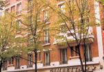 Hôtel Le Pré-Saint-Gervais - Hipotel Lilas Gambetta-2