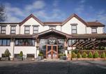 Hôtel Macclesfield - Wycliffe Hotel-3