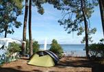 Camping avec Site nature Gironde - Camping Le Tedey-1