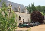 Hôtel Saint-Patrice - Le vieux château de Hommes-4