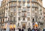 Hôtel Province de Barcelone - Safestay Passeig de Gràcia-2
