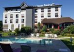 Hôtel Jasseron - Kyriad Bourg En Bresse-1
