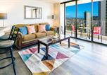 Location vacances Maunaloa - 30th Floor with Beautiful Ocean and Diamond Head Views | 1 Block to Beach | Free Parking & Wifi-4